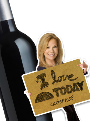 today show wine label
